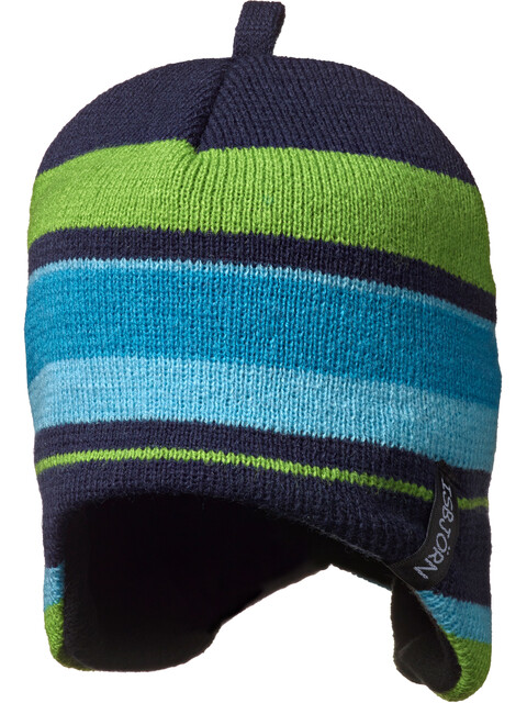 Isbjörn Eaglet Knitted Cap Seagrass